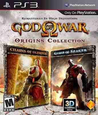 Descargar God Of War Origins Collection [English][FW 3.66] por Torrent
